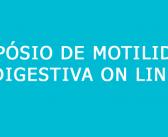 Simpósio de Motilidade Digestiva on line