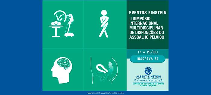 II Simpósio Internacional Multidisciplinar de Disfunções do Assoalho Pélvico