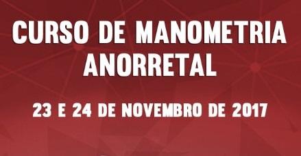 Curso de Manometria Anorretal