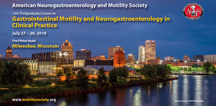 American Neurogastro­enterology and Motility Society (ANMS)