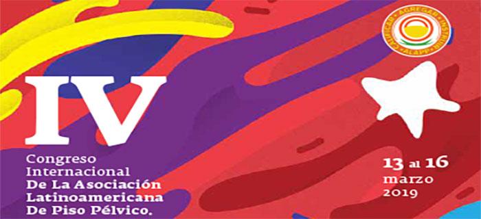 IV Congreso Internacional de la Asociación Latinoamericana de Piso Pélvico