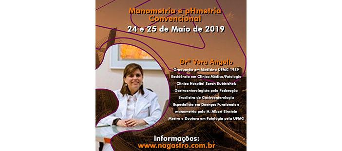 Manometria e pHmetria Convencional