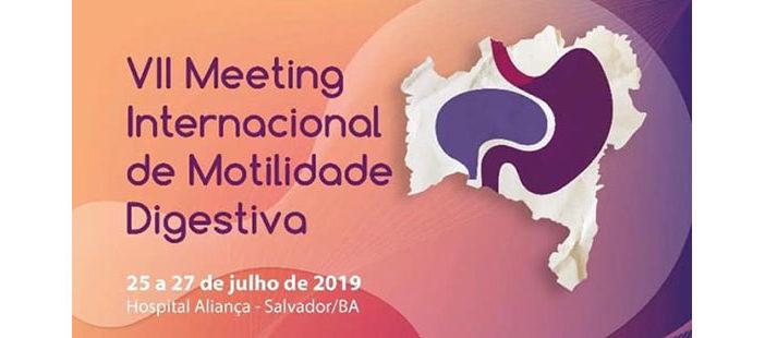VII Meeting Intarnacional de Motilidade Digestiva