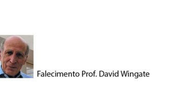 Falecimento Prof. David Wingate
