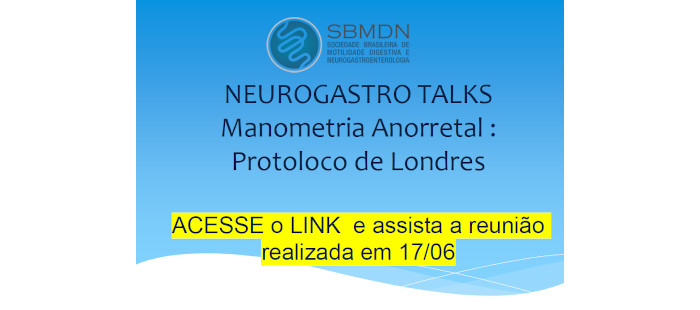 NEUROGASTRO TALKS