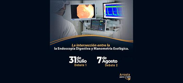 La intersección entre La Endoscopia Digestiva y Manometría Esofágica.